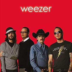 NEW - Weezer, Red Album LP