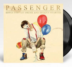 NEW - Passenger, Songs for the Drunk and Broken 2LP