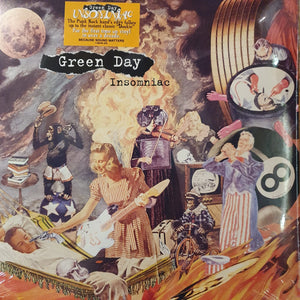 NEW - Green Day, INSOMNIAC