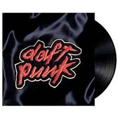 NEW - Daft Punk, Homework 2LP
