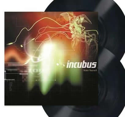 NEW - Incubus, Make Yourself 2LP