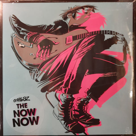 NEW - Gorillaz, THE NOW NOW