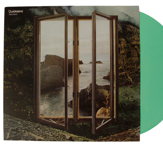 NEW - Quicksand, Interiors (Indie Excl Mint Green) LP
