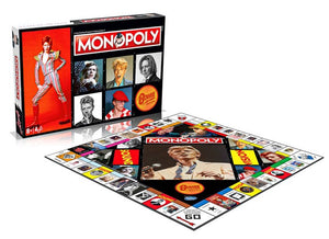 Monopoly - David Bowie Special Edition Board Game
