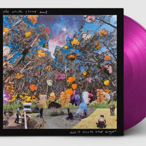 NEW - Smith Street Band (The), Don't Waste Your Anger Neon Violet LP