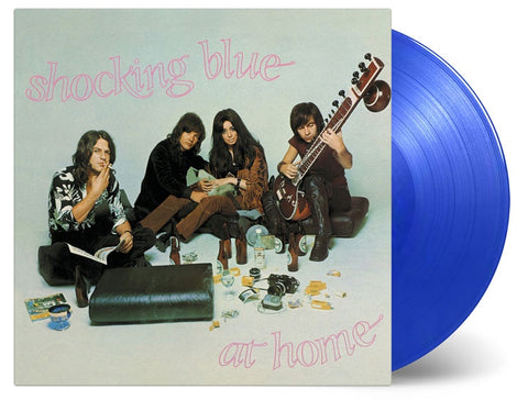 NEW - Shocking Blue, At Home LP (Ltd Ed Blue Vinyl)