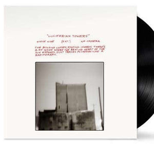 NEW - Godspeed You Black Emporer, Luciferian Towers LP