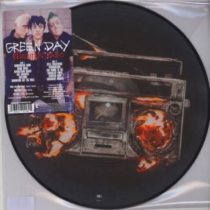 NEW - Green Day, Revolution Radio Picture Disc