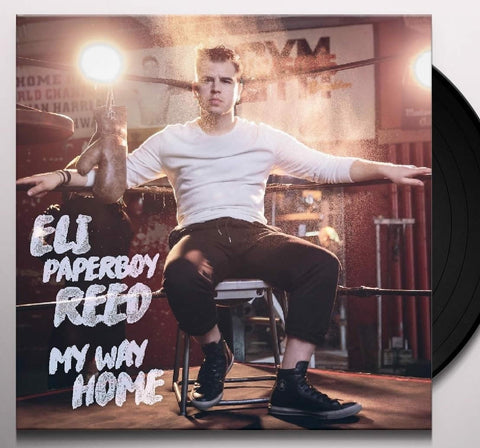 NEW - Eli Paperboy Reed, My Way Home LP
