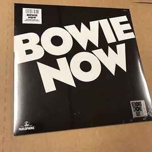 NEW - David Bowie, NOW (White LP) Limited Edition