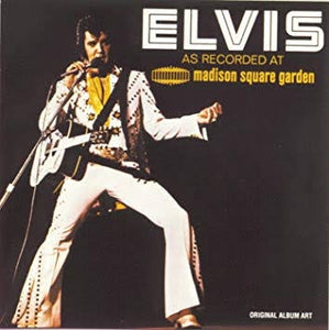 Elvis Presley, As Recorded at Madison Square Garden