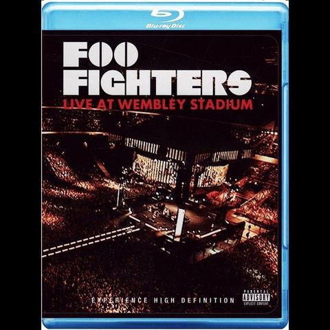NEW - Foo Fighters, Live in Wembley Blu-ray