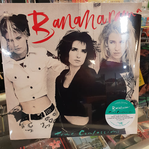NEW - Bananarama, True Confessions Green LP