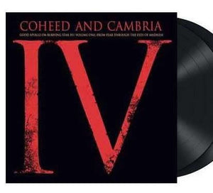 NEW - Coheed and Cambria, Good Apollo I'm Burning Star 2LP
