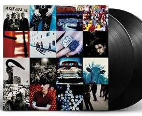 NEW - U2, Actung Baby 2LP