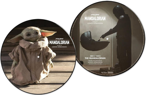 NEW - Soundtrack, Star Wars: The Mandalorian Picture Disc