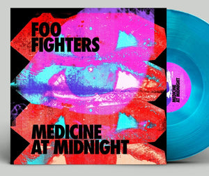 NEW - Foo Fighters, Medicine at Midnight Indie Excl Coloured LP NOTE: Due 5th Feb 2021