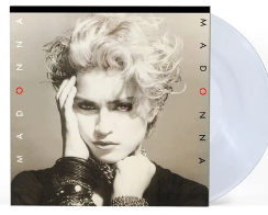 NEW - Madonna, Madonna (Ltd Ed) Clear Vinyl 2019 Re-issue