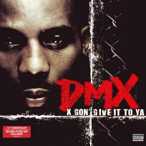 NEW - DMX, X Gon Give it to Ya Red LP