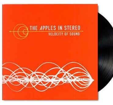 NEW - Apples in Stereo, Velocity of Sound LP