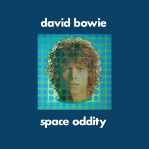 NEW - David Bowie, Space Oddity Tony Visconti 2019 Mix