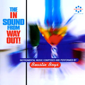 NEW (Euro) - Beastie Boys, The In Sound from Way Out LP