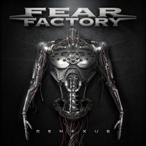 NEW - Fear Factory, Genexus Blue Vinyl 2LP