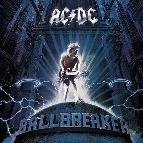 NEW - AC/DC, Ballbreaker LP Reissue