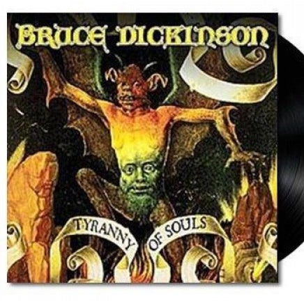 NEW - Bruce Dickinson, Tyranny of Souls LP