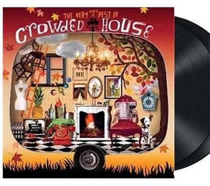 NEW - Crowded House, The Very Best Of 2LP