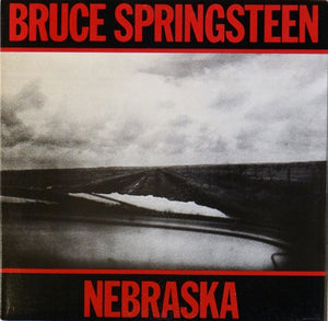 Bruce Springsteen, Nebraska LP (Japan) (2nd Hand)