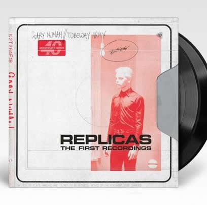 NEW - Gary Numan, Replicas The First Recordings 2LP