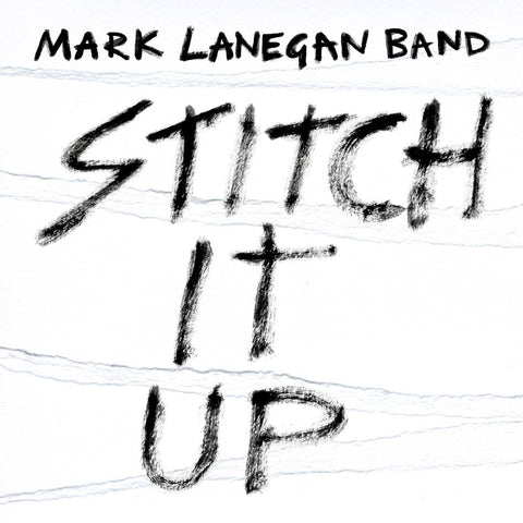 NEW - Mark Lanegan Band, Stitch It Up 7""