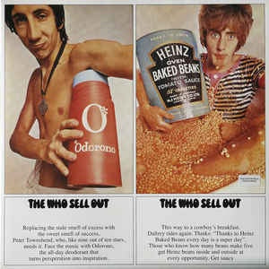 NEW - The Who, Who Sell Out