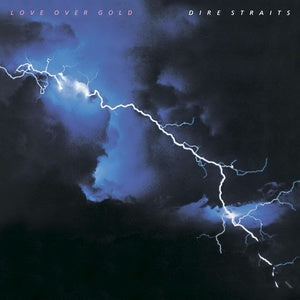 NEW - Dire Straits, Love Over Gold
