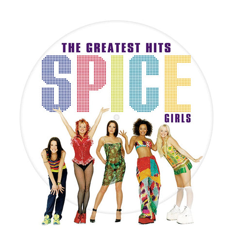 NEW - Spice Girls, Greatest Hits Picture Disc LP