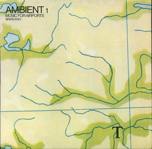 NEW (Euro) - Brian Eno, Ambient 1: Music For Airports Vinyl