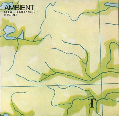 NEW (Euro) - Brian Eno, Ambient 1: Music For Airports