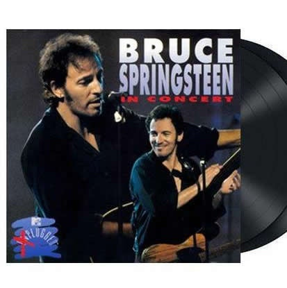 NEW - Bruce Springsteen, MTV Unplugged 2LP