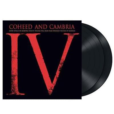 NEW - Coheed And Cambria, Good Apollo - I'm Burning Star IV 2LP