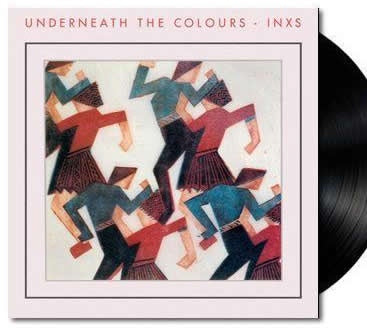 NEW - INXS, Underneath the Colours LP