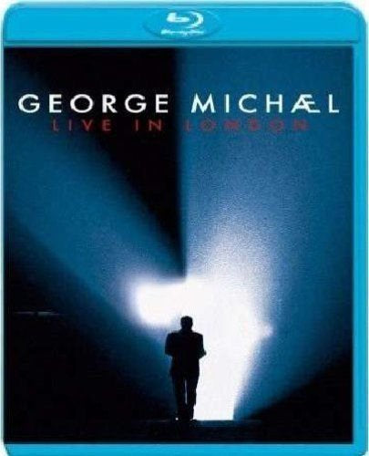 NEW - George Michael, Live in London Blu-ray