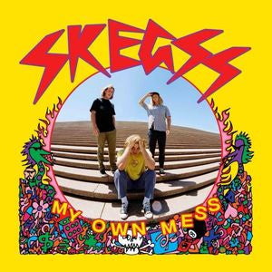 NEW - Skeggs, My Own Mess  Yellow LP
