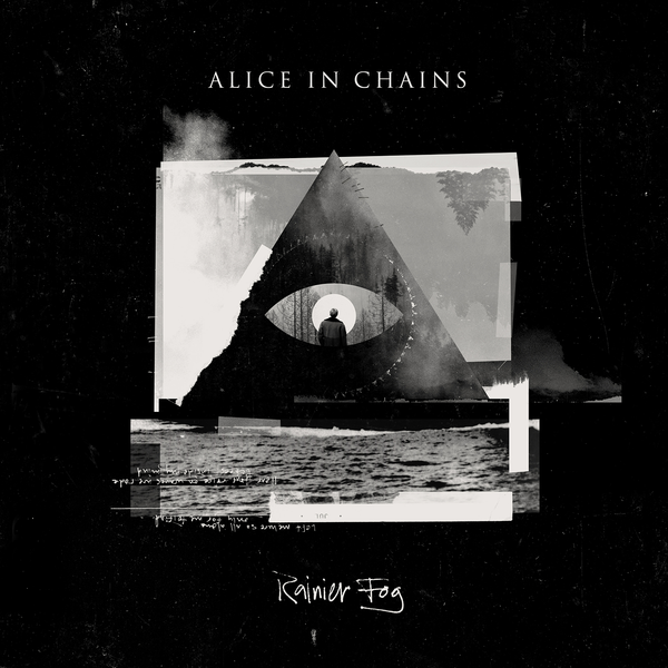 NEW - Alice in Chains, Rainier Fog
