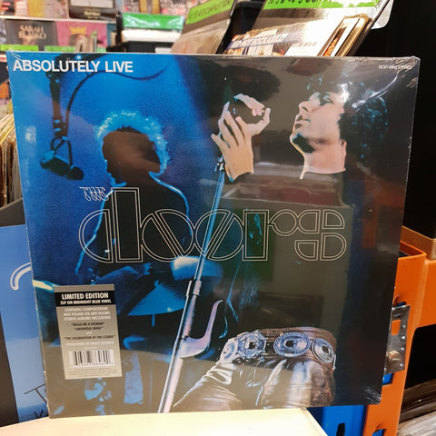 NEW - The Doors, Absolutely Deluxe Edition
