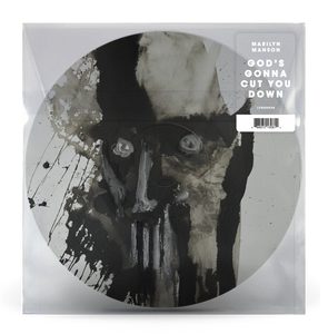 NEW - Marilyn Manson, God's Gunna Cut You Down Pic Disc Ltd Edition