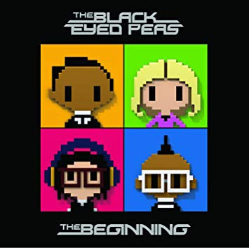 NEW (Euro) - Black Eyed Peas, The Beginning Ltd Ed Vinyl