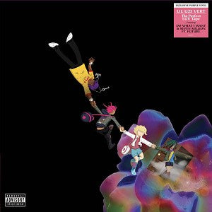 NEW - Lil Uzi Vert, The Perfect Luv Purple LP RSD