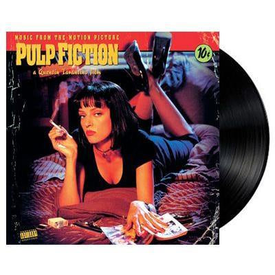 NEW - Soundtrack, Pulp Fiction OST LP