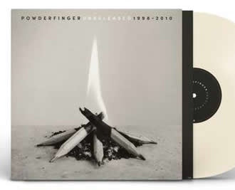NEW - Powderfinger, Unreleased (1998-2010) Bone Coloured LP